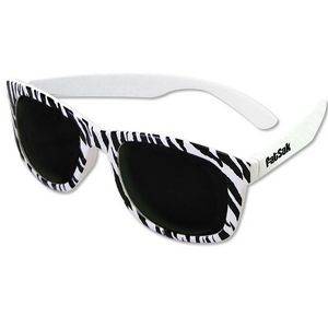 Chillin' Zebra Sunglasses
