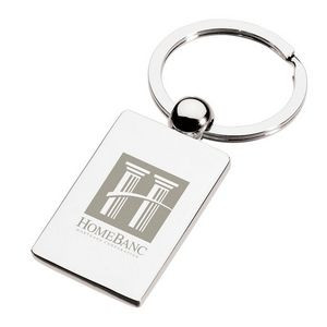 Perspective Key Ring