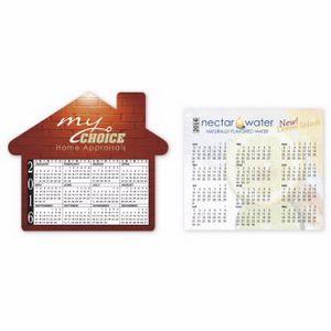 20 Mil BIC® Stock Calendar & Schedule Magnet