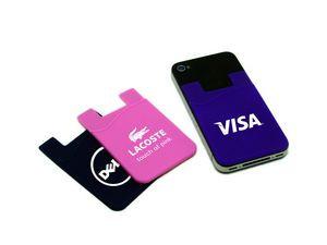 Silkscreened Smart Phone Wallet
