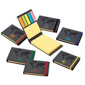Bristol World Design Sticky Notes Book