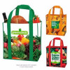 Universal Source™ Laminated Non-Woven Grocery Tote