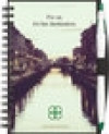 """Large SlimLine Color™ ValueLine Jotter w/PenPort & Pen (4""""x6"""")"""