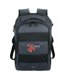 "Zoom® Power Stretch TSA 15.6"" Computer Backpack"