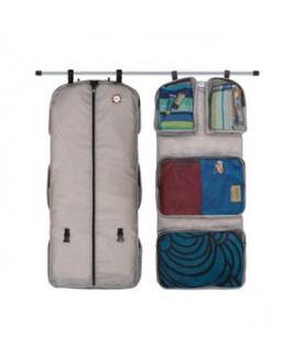 RuMe® GTO | Garment Travel Organizer - Heather Grey