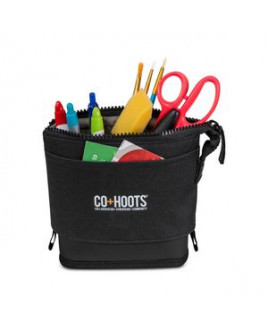 Mobile Office Pencil Case - Black
