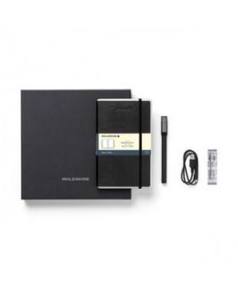 Moleskine® Smart Writing Set Ellipse - Dotted Paper - Black