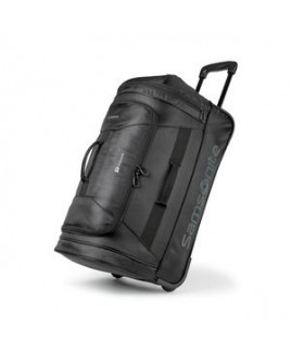 "Samsonite Andante 2 22"" Wheeled Duffel - Black"