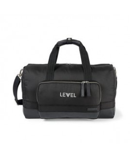 Travis & Wells® Ashton Travel Bag Black