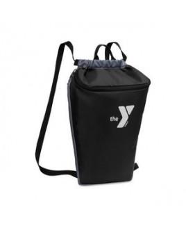 Playoff Sport Cinchpack Black