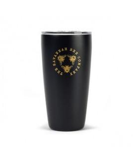 MiiR® Vacuum Insulated Tumbler - 16 Oz. - Black Powder