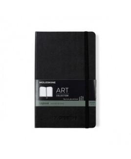 Moleskine® Logbook Notebook - Black