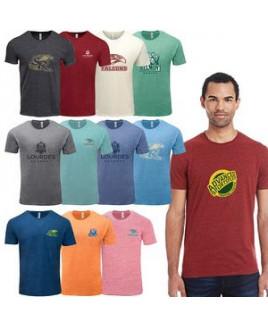 Unisex Threadfast Apparel Triblend Short-Sleeve T-Shirt