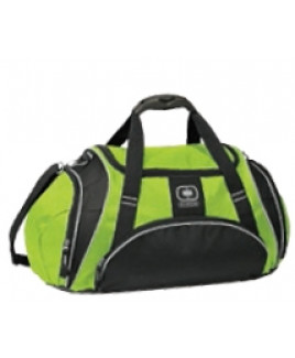 OGIO® Crunch Duffel Bag w/Side Storage Pocket