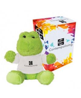 "6"" Fantastic Frog With Custom Box"