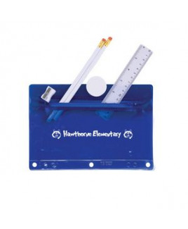 Translucent Deluxe School Kit-Blank Contents