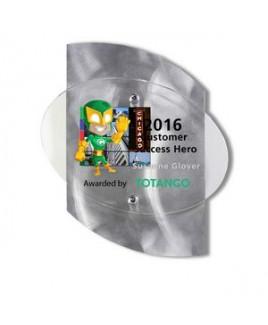 "Vanguard Plaques (Laser Engraved) - 8 3/4""x10"""