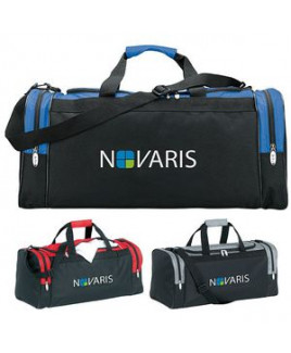 BIC Graphic® Color Accent Club Duffel Bag