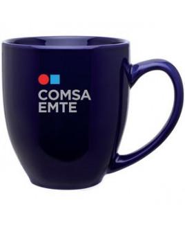 15 Oz. Cobalt Blue Bistro Mug