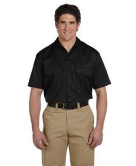 Williamson-Dickie Mfg Co Unisex Short-Sleeve Work Shirt