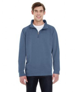 Comfort Colors Adult Quarter-Zip Sweatshirt