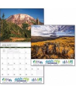 Triumph® Scenic Inspirations Calendar