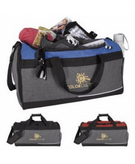 Good Value® Two Tone Playoff Duffel