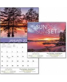 Triumph® Sunrise Sunset Calendar