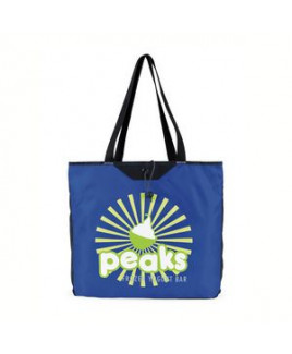Express Packable Tote Blue