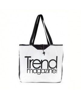 Express Packable Tote White