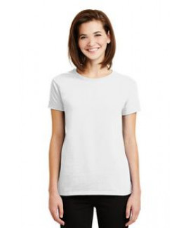 Gildan® Ladies Ultra Cotton® 100% Cotton Short Sleeve T-Shirt