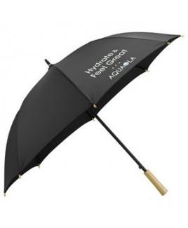 "48"" Recycled PET Auto Open Fashion Umbrella"