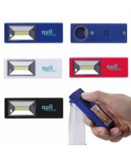 Good Value® Magnet COB Flashlight w/Bottle Opener