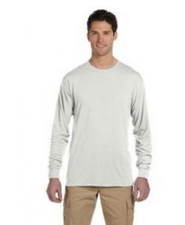 Jerzees Adult 5.3 oz. DRI-POWER® SPORT Long-Sleeve T-Shirt