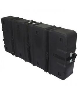 """Floor Display Hard Case with Wheels (57"""" x 26.5"""")"""