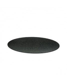 Case-to-Counter Oval Countertop