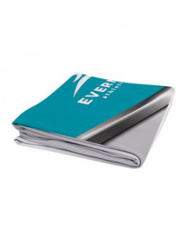 3' EuroFit Incline Wall Graphic Cover