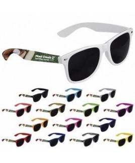Good Value® Cool Vibes Dark Lenses Sunglasses Full Color