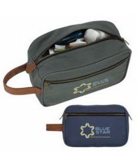 BIC Graphic® Zippered Travel Bag