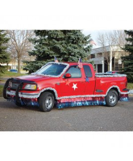 Easy Float Patriotic Truck Kit (Metallic)