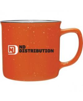 12 Oz. Cambria Mug (Orange)