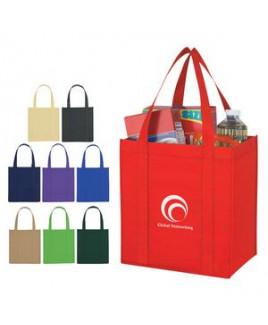 Non-Woven Avenue Shopper Tote Bag
