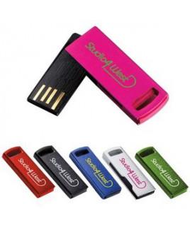 16 GB Universal Source™ Aluminum USB 2.0 Flash Drive