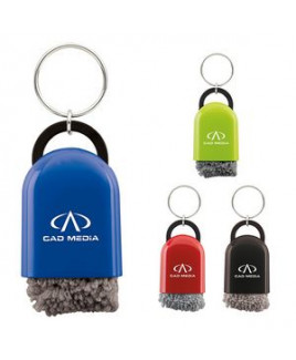 Cool Tech Cleaner W/ Key Ring