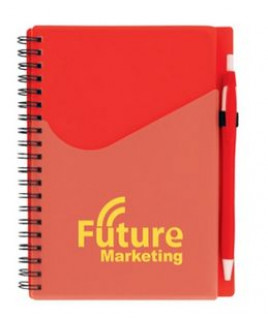 Good Value® Surf Notebook w/Dart Pen