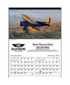 Triumph® Planes Executive Calendar