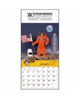 Triumph® Monkey Business Executive Calendar