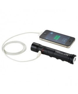 Mobile Power Bank 1400 mAh and Flashlight
