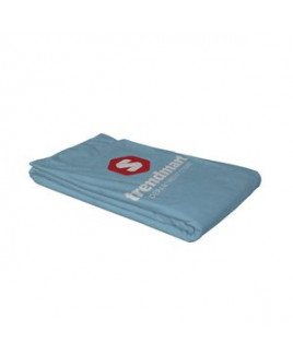10' Tall Splash Floor Face Graphic Panel (Poly Knit)