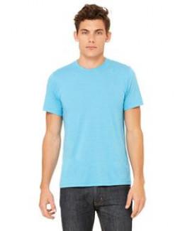 Canvas Unisex Triblend Short-Sleeve T-Shirt